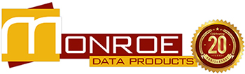 Monroe Data Products Logo